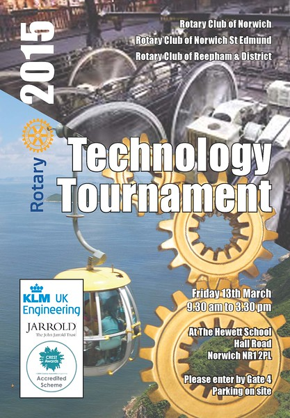 Rotary Technology Tournament