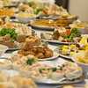 An excellent spread by Chef2dine4 Avril