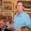 David Baxter thanking members for his Paul Harris award