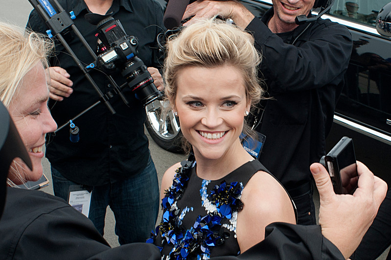 Reese Witherspoon & Jim Toth- Independent Spirit Awards 2014