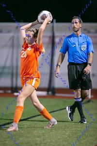LBHS V Girls Soccer vs Boone - Feb 2020