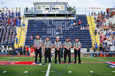 LBHS V FB vs LMHS - Sept 13, 2019
