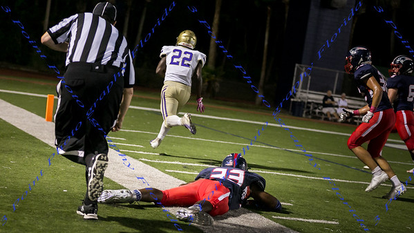 LBHS V FB vs Winter Springs - Oct 26, 2018