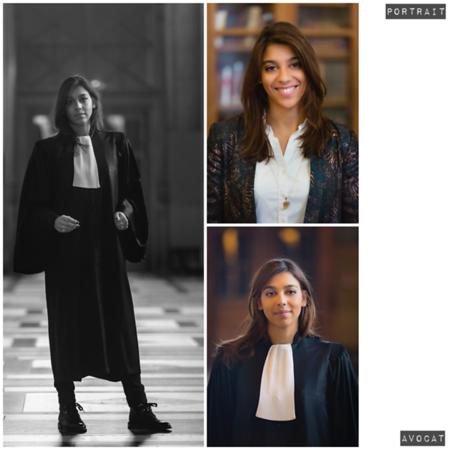 Février 2018 - Portraits avocat