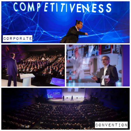 Février 2017 - Convention Internationale T-Days de Thales