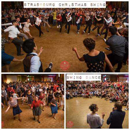Décembre 2016 - Strasbourg Christmas Swing