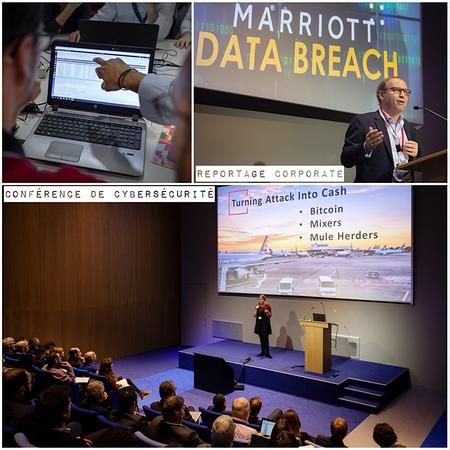 Décembre 2018 - Conférence de cyber-sécurité