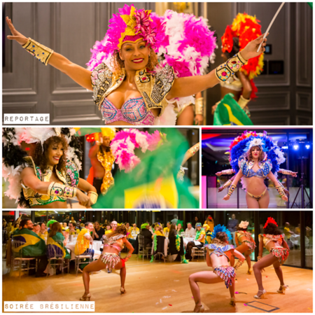 Janvier 2020 - Soirée brésilienne