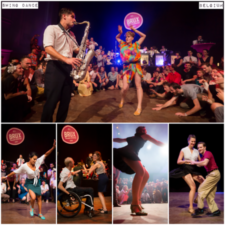 Septembre 2018 - Brussels Lindy Hop Exchange, The BRUX