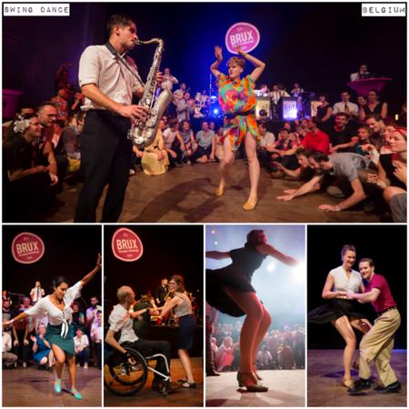 Septembre 2018 - Brussels Lindy Hop Exchange, The BRUX