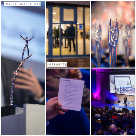 Décembre 2017 - Thales Awards Day