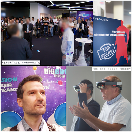 Juin 2018 - The Big Boost Theory