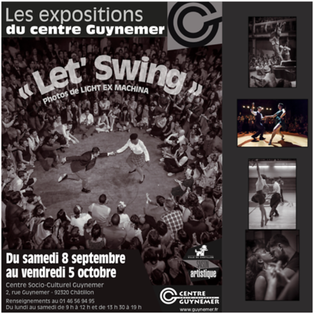 "Exposition photographique ""Let's Swing"""