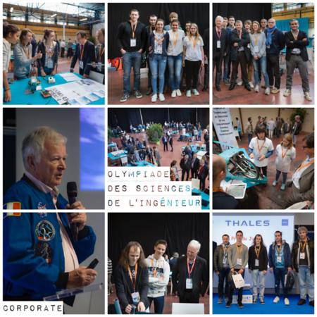 Avril 2017 - Olympiade des Sciences de l'Ingénieur