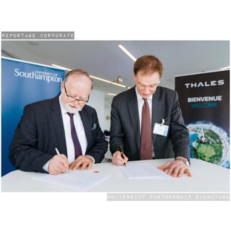 Février 2019 - Partnership signature