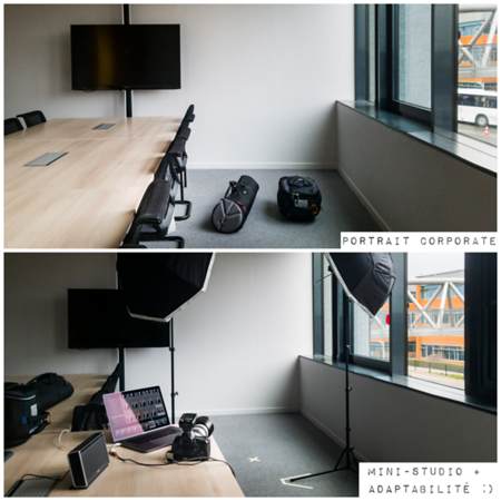 Mars 2019 - Mini-Studio + Adaptabilité :)