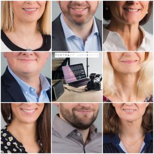 Avril 2019 - Séance de portrait d'entreprise