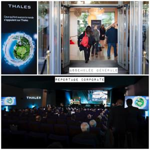 Mai 2019 - Assemblée Générale Thales