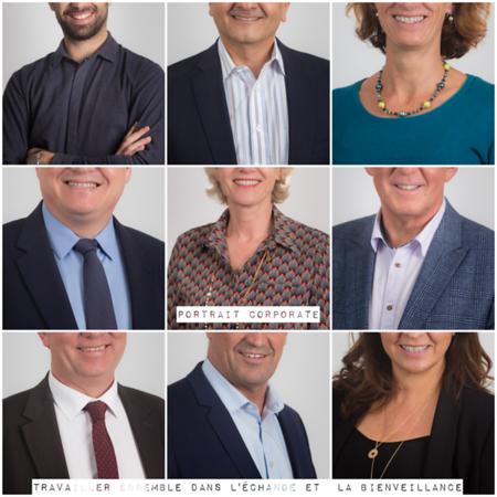 Novembre 2018 - Pour une session réussies de portraits...
