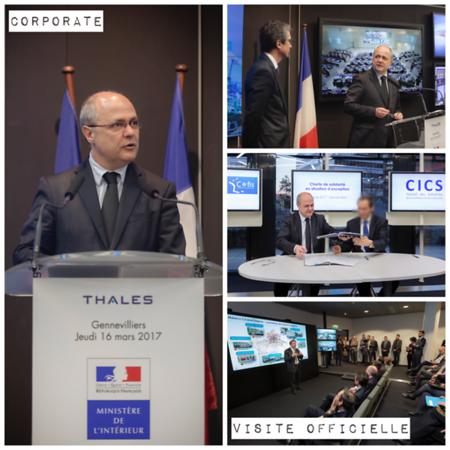 Mars 2017 - événement officiel CICS