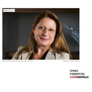 Septembre 2020 - Femme d'innovation