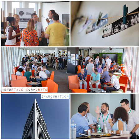 Juin 2019 - Inauguration chez GRTgaz
