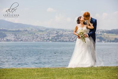Heiraten am Zürichsee in Uerikon