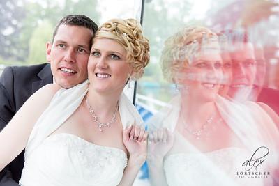 Hochzeitsfeier auf dem Greifensee