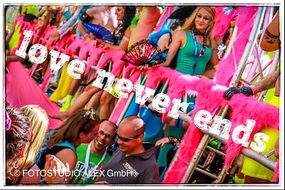 love never ends streetparade zurich 2017