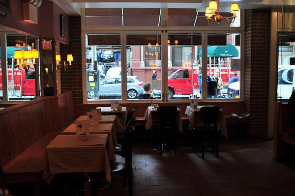 La Burdick Cafe