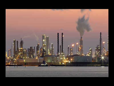 Texas City Dike and Refinery