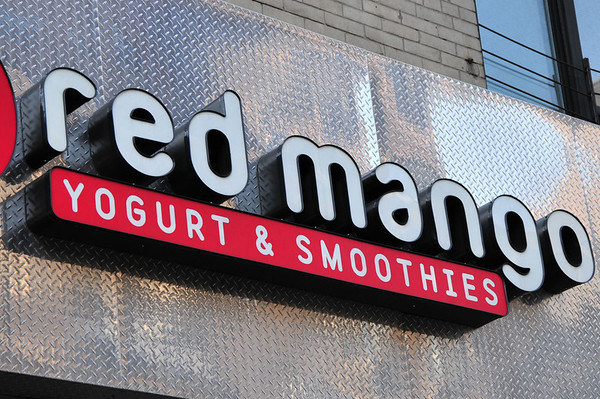 Red Mango- Cafe