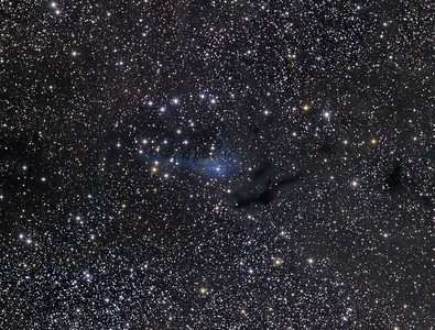 NGC-225   The Sailboat Cluster