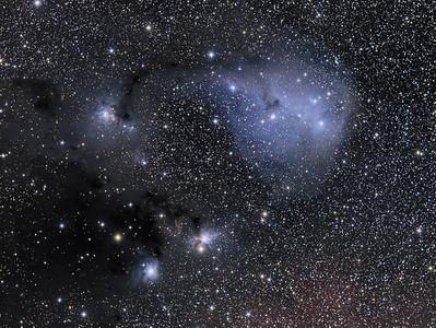 NGC-2245/2247  IC-446/447