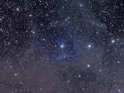 LDN-1434  The Eye of Perseus