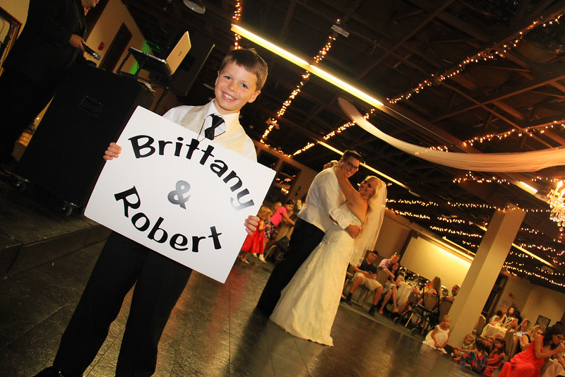 Brittany and Robert
