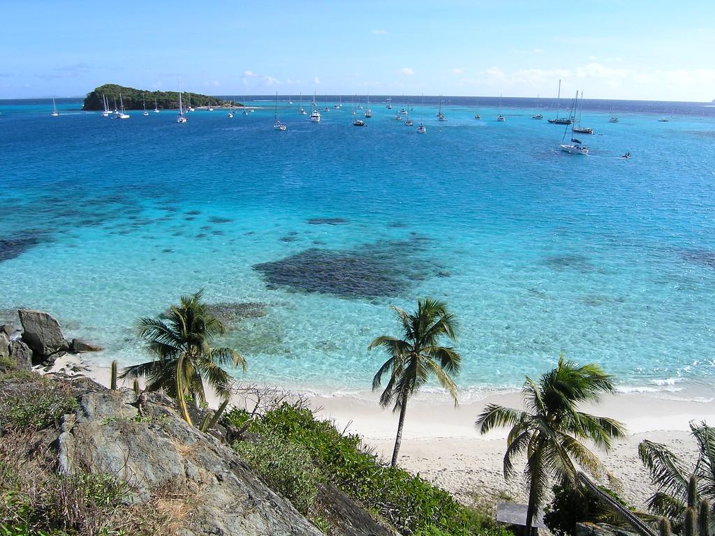 Safe Harbor in Tobago Cays