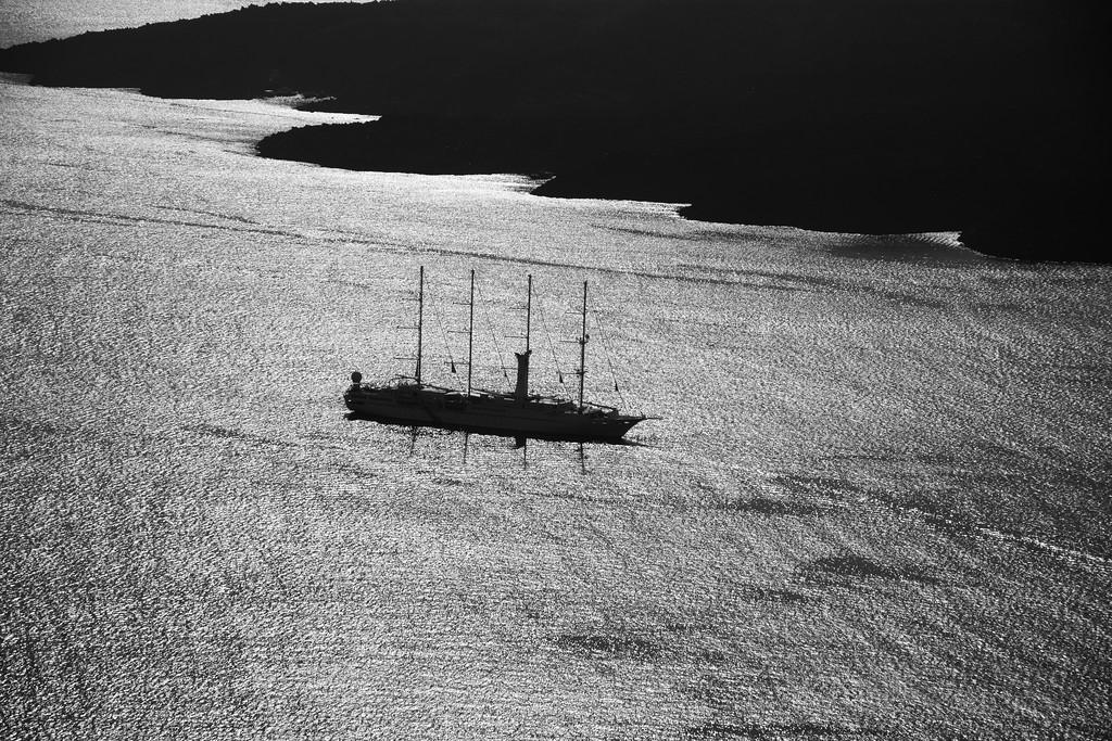 Greek Island Barefoot Boat