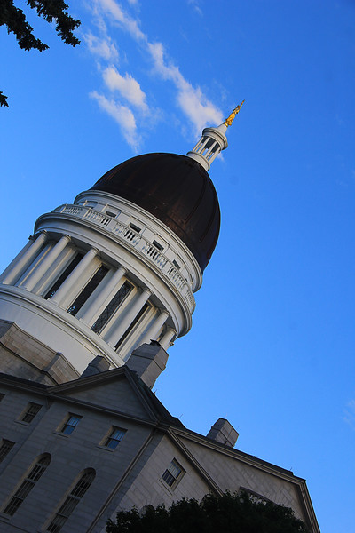 Maine Capitol State House