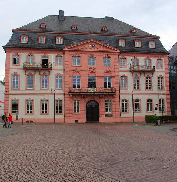 Downtown Mainz