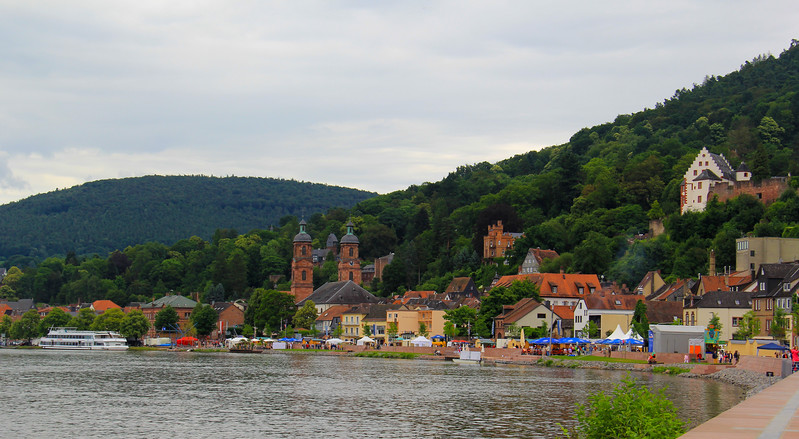 Village on the Main River