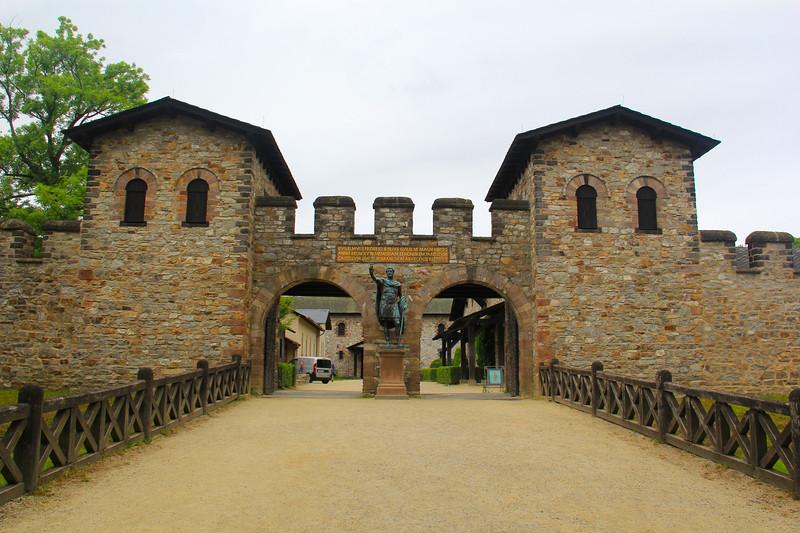 Saalburg - Germany
