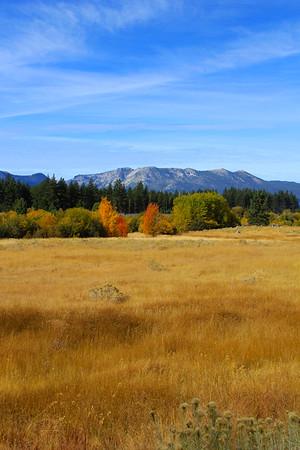 Autumn In Lake Tahoe