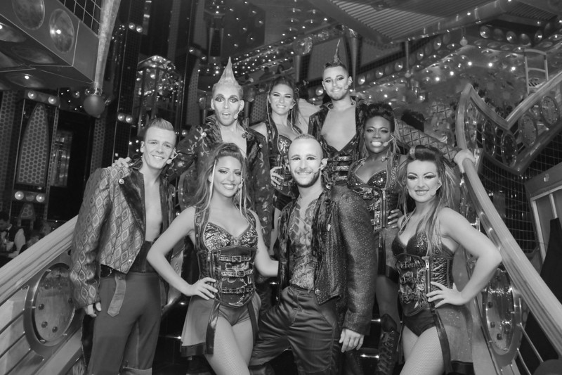 Carnival Splendor Playlist Cast