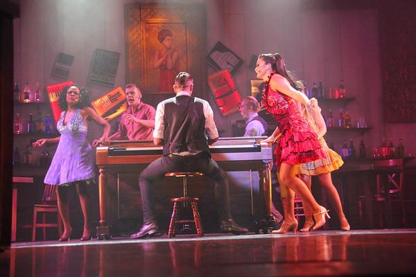The Carnival Splendor Playlist Cast