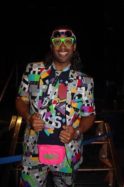 Carnival Splendor FUN Crew