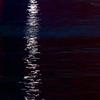 29/08/2014 – 20:27 Riflessi sul mare al crepuscolo dalla spiaggia dei Balin, Marina di Ponente, Sestri Levante. Golfo del Tigullio, Riviera Ligure di Levante, Genoa Italy