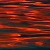 29/08/2014 – 20:14 Riflessi sul mare al crepuscolo dalla spiaggia dei Balin, Marina di Ponente, Sestri Levante. Golfo del Tigullio, Riviera Ligure di Levante, Genoa Italy