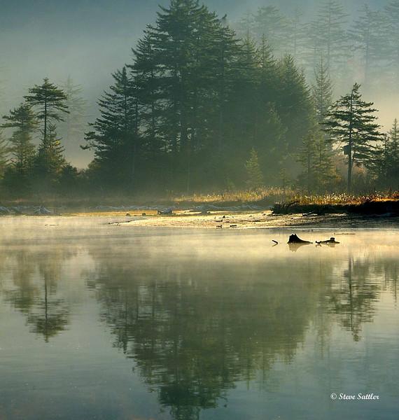 West Virginia Morning Reflection