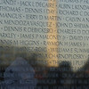 Vietnam Wall Reflection